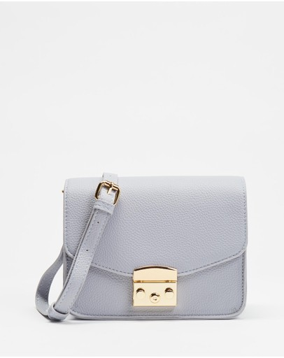 Peta And Jain Annalise Cross-body Bag Lavender