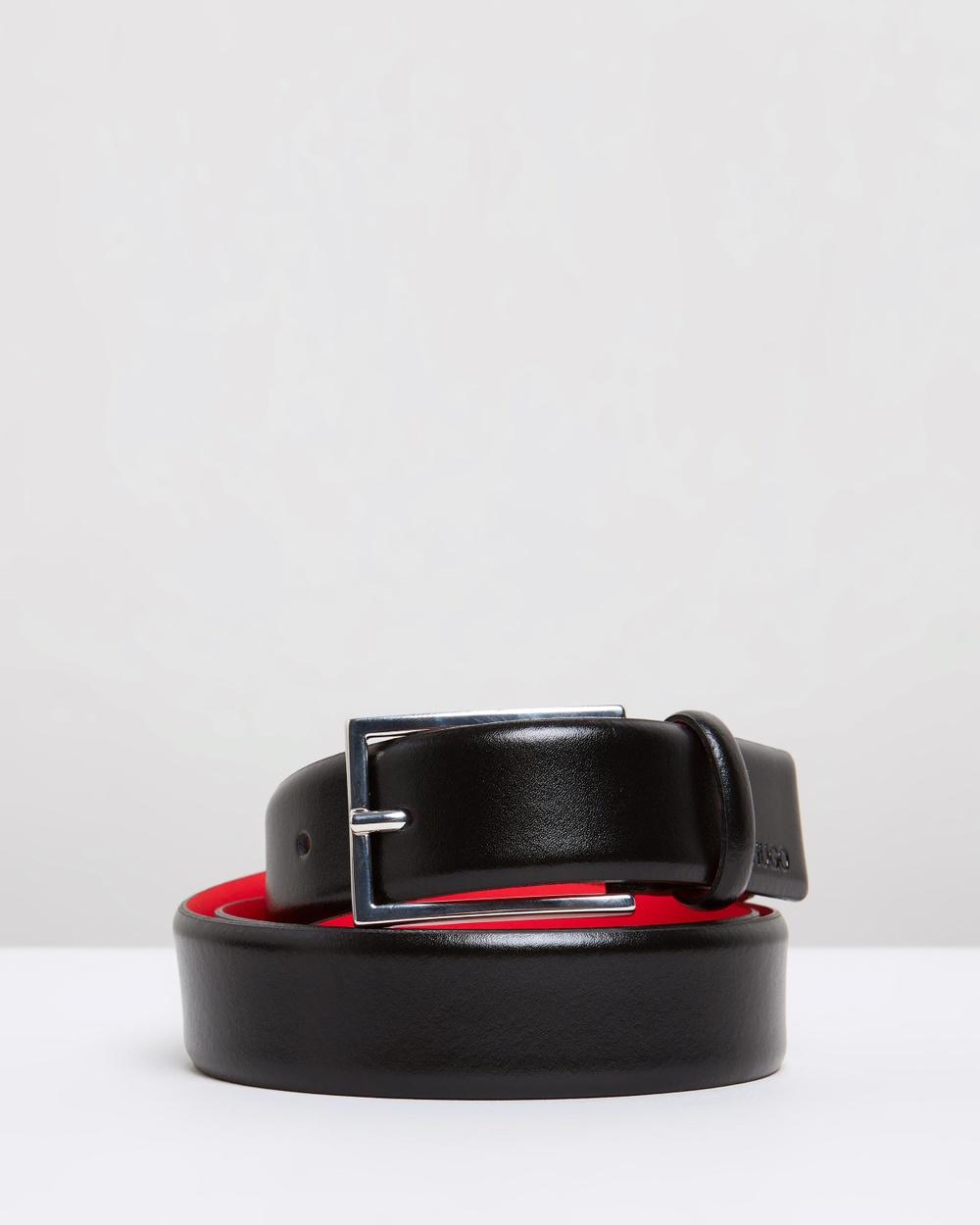 HUGO Gavrilo Belts Black