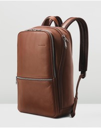 Samsonite Business - Sam Classic Leather Slim Backpack