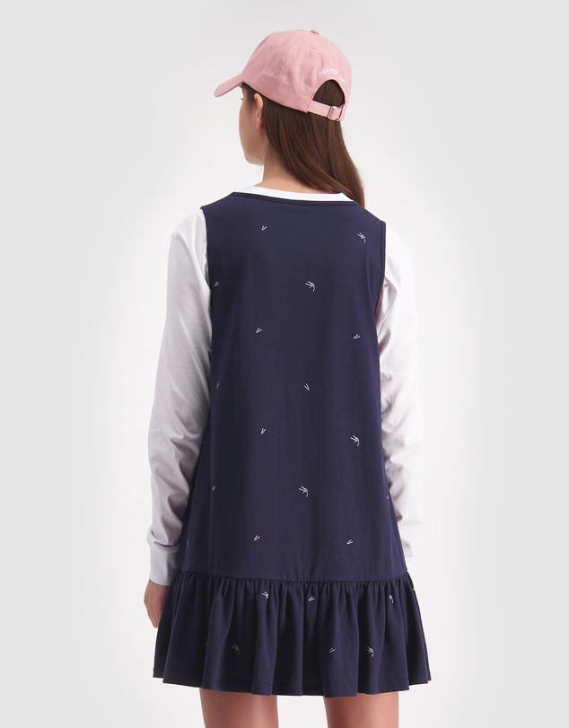 Huffer - Chopsticks Port Dress