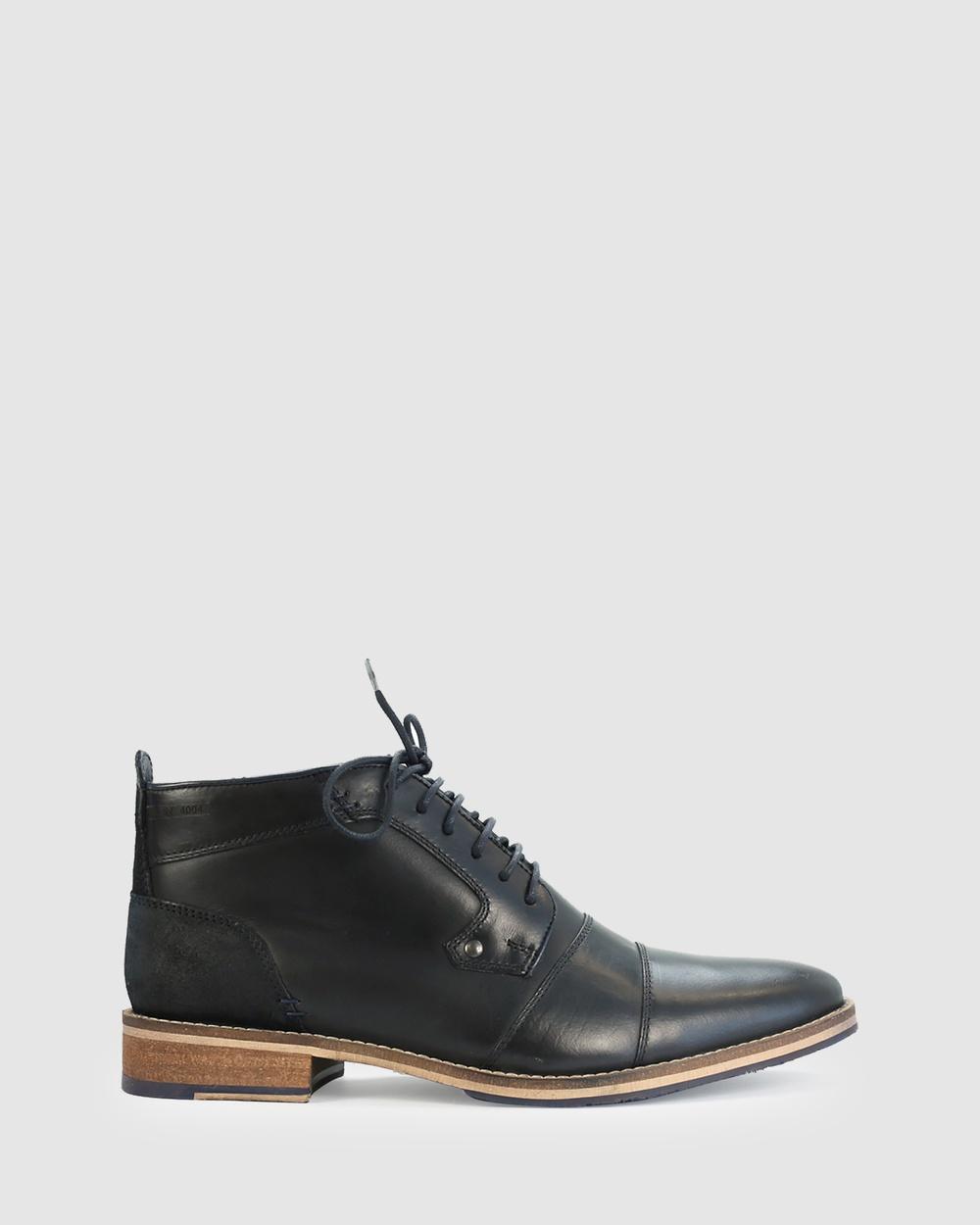 Acton Ali Boots Black