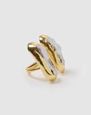 Miz Casa and Co Rings