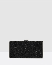 Forever New - Tasha Crystal Rocks Clutch