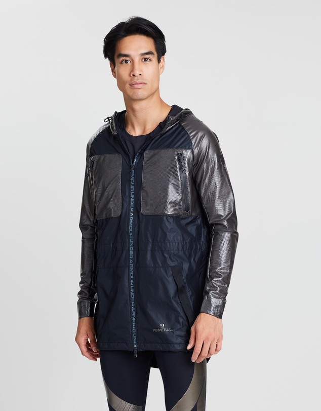 Under Armour - Perpetual Print Parka