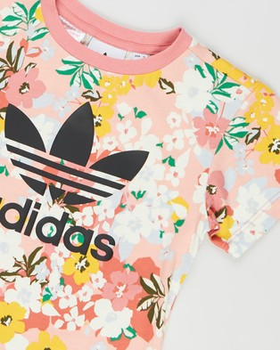 adidas Originals Her Tee   Kids - T-Shirts & Singlets (Multi)