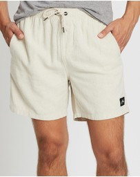 Rusty - Pool Elastic Shorts