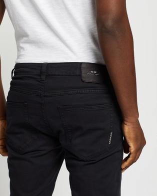 Neuw Lou Slim Twill Pants - Pants (Black)