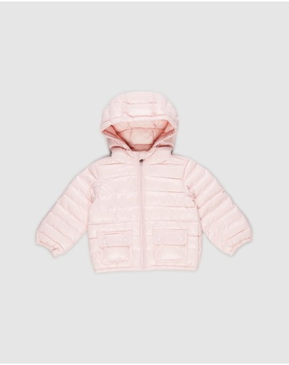 Polo Ralph Lauren - Lightweight Hooded Jacket - Babies