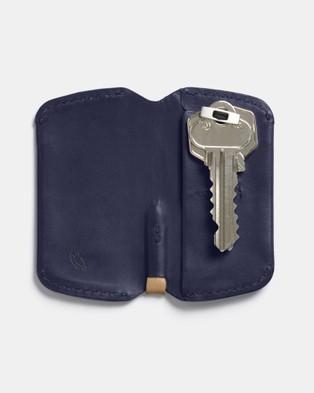 Bellroy Key Cover - Key Rings (Navy)