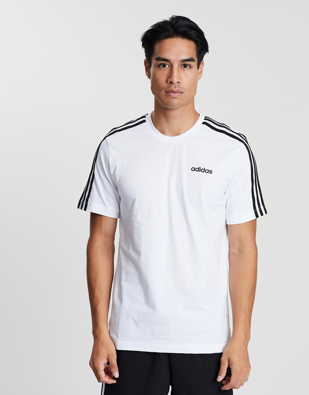 adidas Performance - Essentials 3-Stripes Tee - Men's