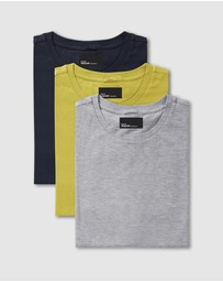 Wayver - The Essential Crew Tee 3-Pack