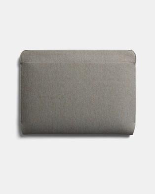 Bellroy Laptop Sleeve 13 inch Tech Accessories Grey