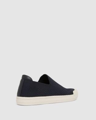 Ravella Veneto - Slip-On Sneakers (NAVY)