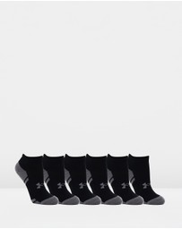 Under Armour - Resistor III Lo Cut Socks - Unisex