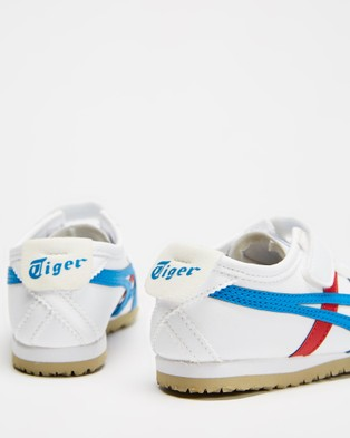 Onitsuka Tiger Mexico 66 PS   Kid's - Sneakers (White / Directoire Blue)