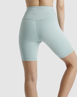 The Brave Women's Peleton Shorts - Shorts (Sage)