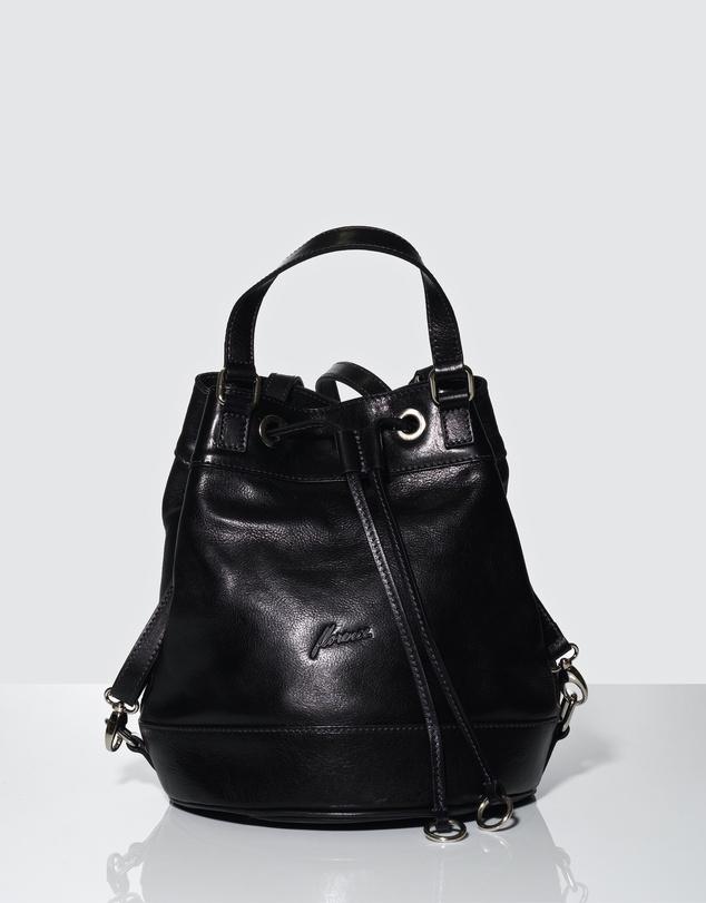 Women Scarlett Leather Backpack and Shoulder Bag