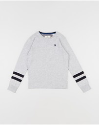 Scotch Shrunk - Crew Neck Pullover - Teens