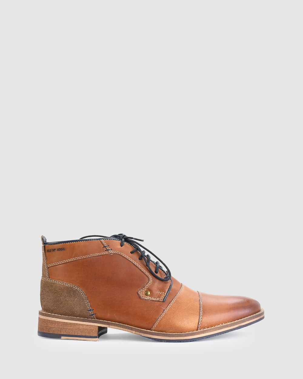 Acton Ali Boots Brown