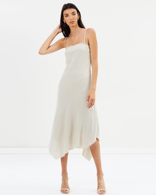 Bec & Bridge – Emmanuel Eyes Dress Linen