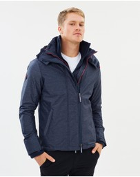 Superdry - Pop Zip Hooded Arctic Windcheater
