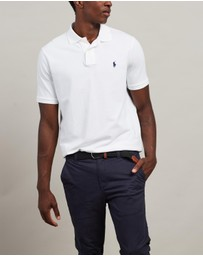 Polo Ralph Lauren - Classic Fit Mesh Polo Shirt