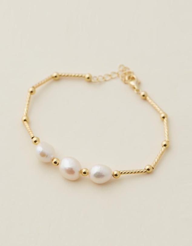 Women Trident Bracelet