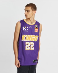 First Ever - NBL - Sydney Kings 19/20 Authentic Home Jersey - Casper Ware Jr.