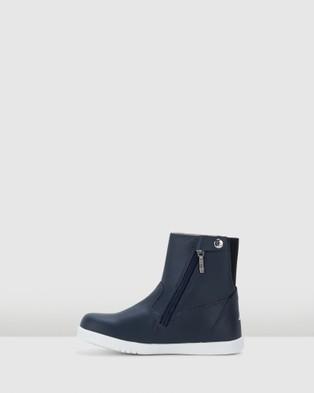 Bobux - Kid+ Paddington Boots (Navy)