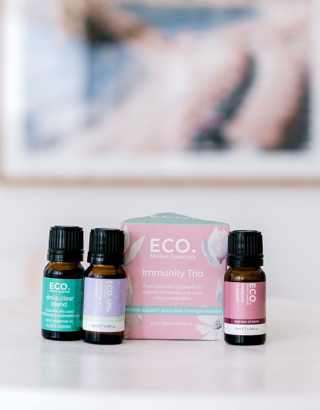 ECO. Modern Essentials - ECO. Immunity Trio