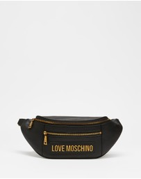 LOVE MOSCHINO - Chain Bumbag