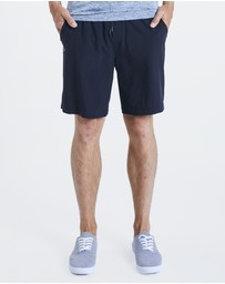 OHMME - Eco Warrior II Green Defence Shorts