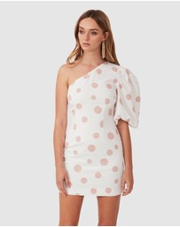 TORANNCE - One Spot Mini Dress