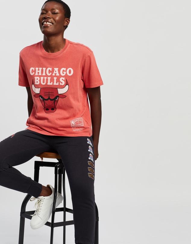 Women Chicago Bulls Vintage Back To Back Tee - Women's