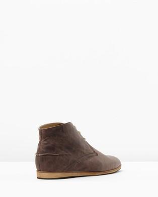 Croft - Viper Boots (Cigar)