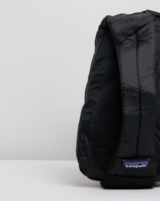 Patagonia Ultralight Black Hole Sling Bag - Backpacks (Black)