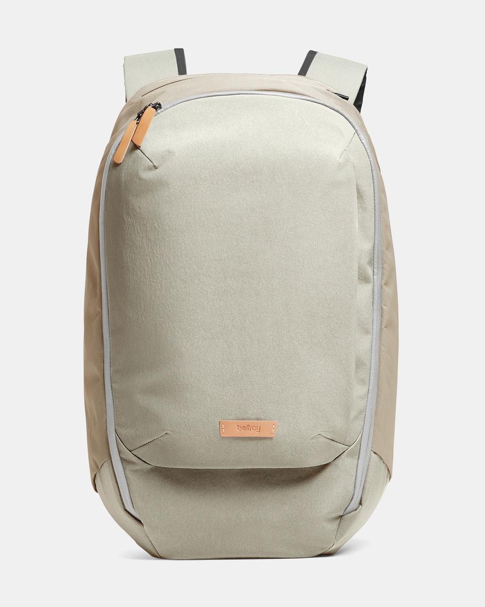 Bellroy Transit Backpack Plus Backpacks Grey