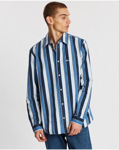 Tommy Jeans - Retro Stripe Shirt