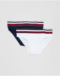Tommy Hilfiger - 2-Pack Bikini Briefs - Teens