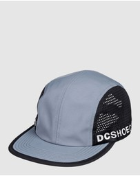 DC Shoes - Mens Taperson Strapback Athletic Cap
