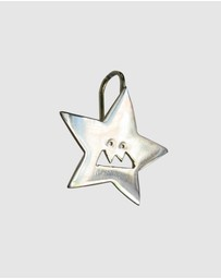 Star Face Earring