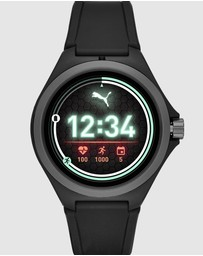 Puma - Puma Black Smartwatch