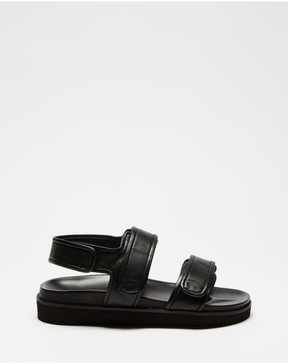 Atmos&Here - Marcia Leather Sandals