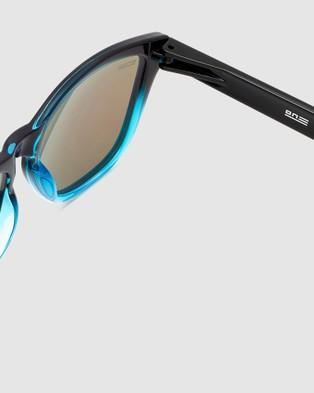 Hawkers Co Clear Blue ONE FUSHION - Sunglasses (Black)