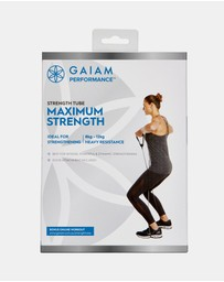 Gaiam - Performance Strength Tube Maximum Strength