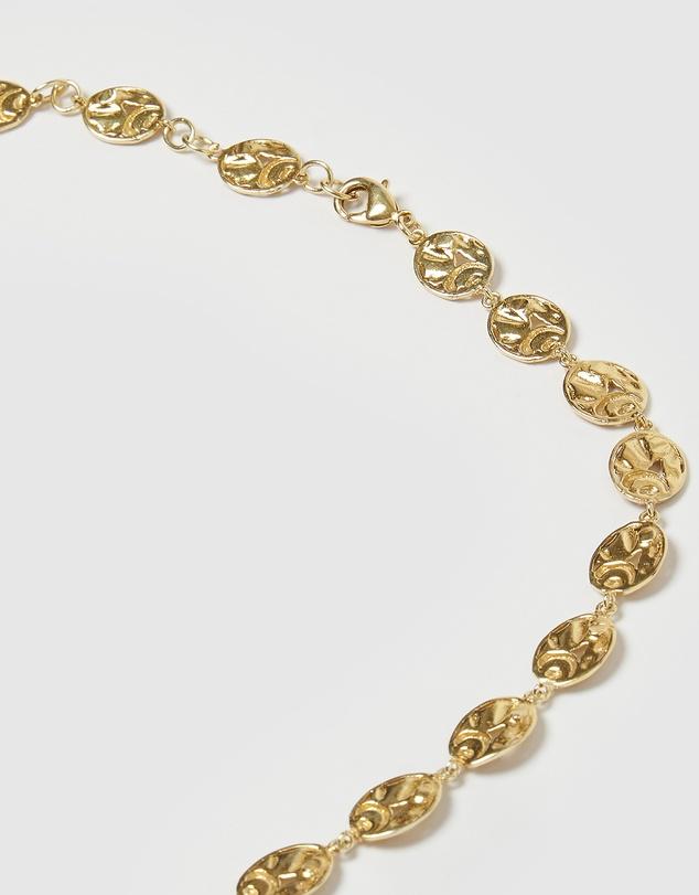 Women Matteo Gold Necklace