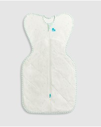 Love to Dream - SWADDLE UP™ Warm Organic 2.5 Tog