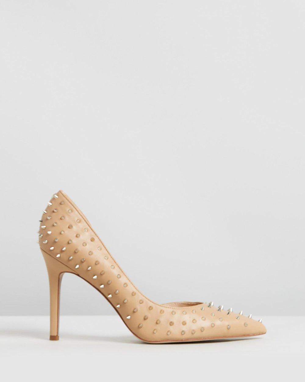 3fcd96aa719f Sam Edelman Yaro Ankle Strap Sandal Heel (Clear Classic Nude Vinyl Patent)