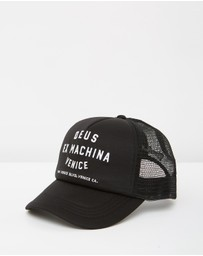 Deus Ex Machina - Venice Address Trucker