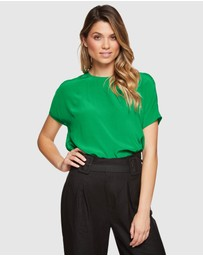 Oxford - Louise Shell Top